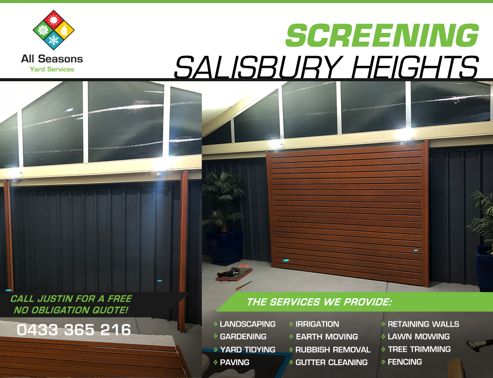 Gallery - All Seasons Yard Services