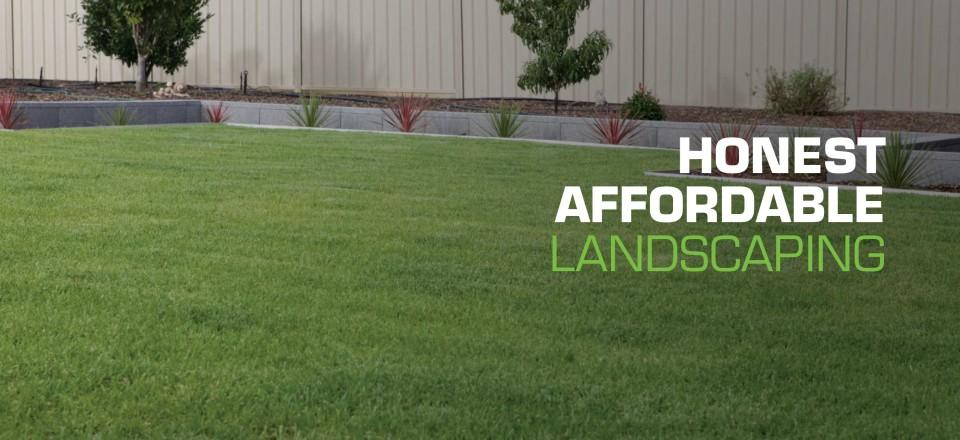 Landscaping at Virginia