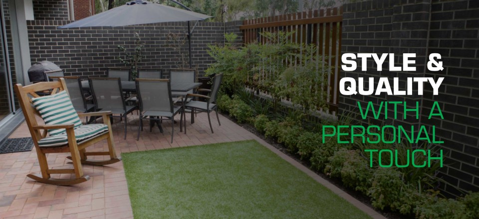 Landscaping North Adelaide